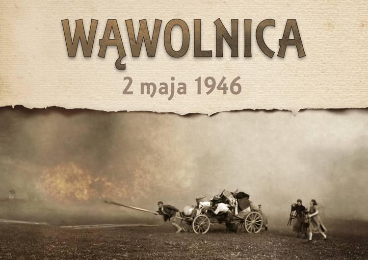 Wąwolnica - 2 maja 1946 r.