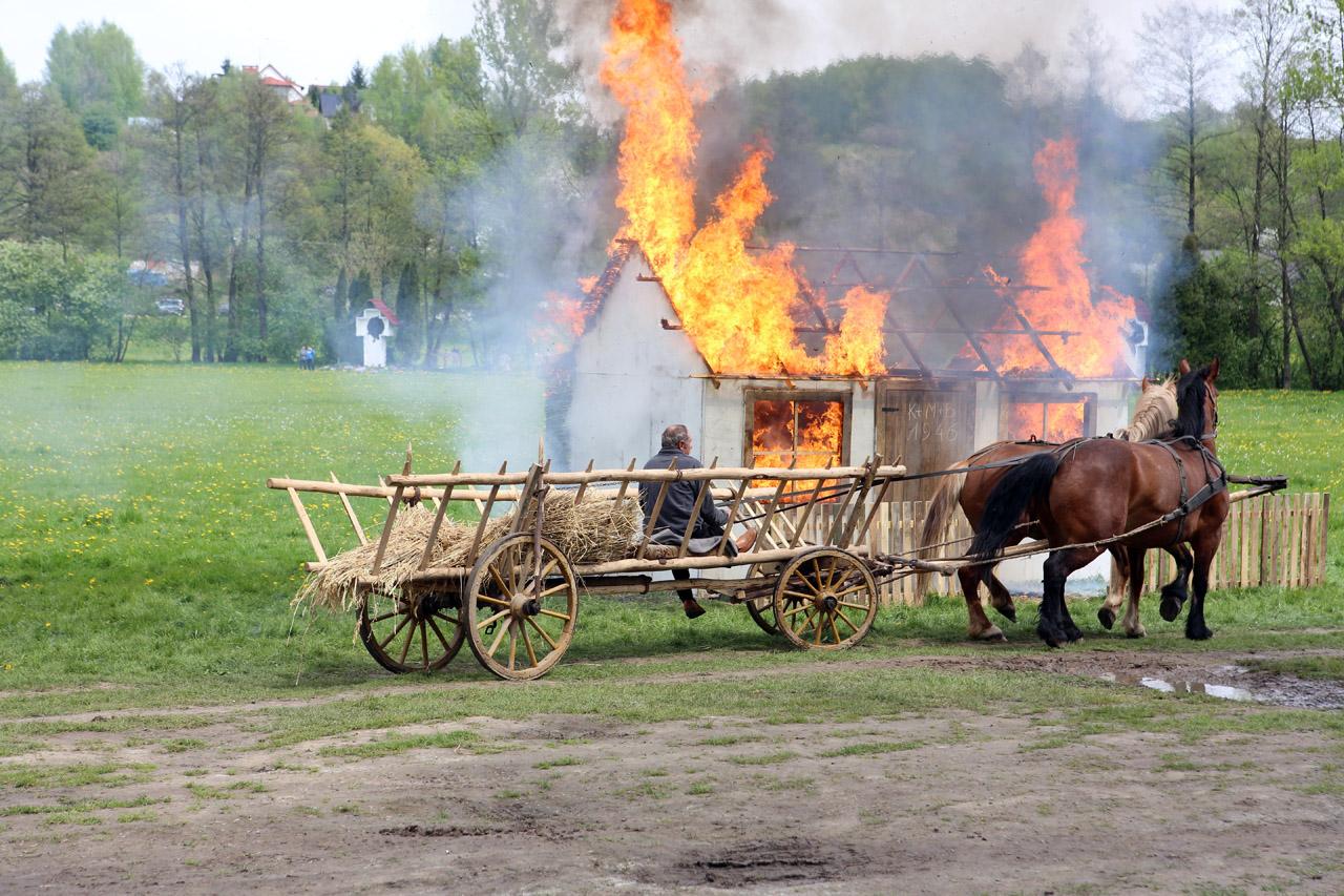 70 rocznica spalenia Wąwolnicy - Dariusz Malinowski