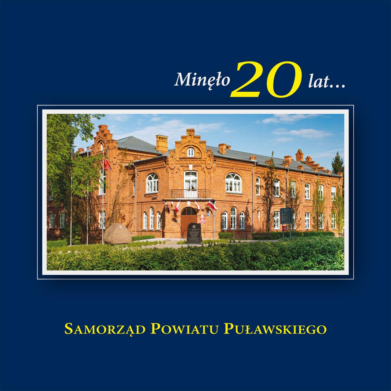 Samorząd Powiatu Puławskiego - okładka